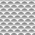Pattern With Waves Stock Image - 65710561