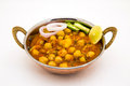 Chana Masala - An Indian Spicy Vegetarian Dish For Lunch And Din Royalty Free Stock Images - 65766029