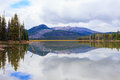 Sparks Lake Central Oregon Wilderness Royalty Free Stock Images - 65793619