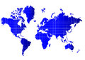 World Map Royalty Free Stock Images - 6584339