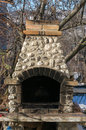 Fireplace Stock Photography - 65810182