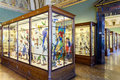 People Visit The Museum Of Natural History In Vienna Stock Images - 65819394