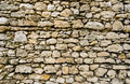 Grey Old Stonewall As Background. Stock Image - 65838331