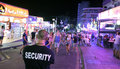 Magaluf Private Security Guard Stock Photos - 65845333