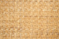 Weave Wood Pattern For Background Stock Image - 65871901