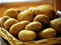 Potatoes Royalty Free Stock Photo - 65889325