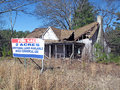 Property For Sale With Sign. Royalty Free Stock Images - 65889389