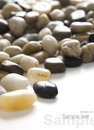 Close Up Of Smooth Pebbles Stock Photo - 6596690