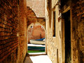 Venice, Underpass  Royalty Free Stock Images - 6599029