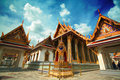 Wat Phra Kaew Royalty Free Stock Images - 65908139