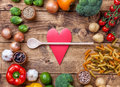 Fresh And Healthy Organic Vegetables And Food Ingredients Stock Photos - 65909693