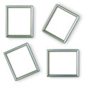 Silver Frames Stock Photography - 65912542