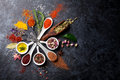 Herbs And Spices Stock Photo - 65922940