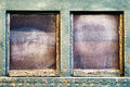 Window On Old Train Passenger Car. Royalty Free Stock Images - 65924019