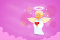 Valentine S Angel Cupid Saint Valentine Holiday Royalty Free Stock Image - 65962096