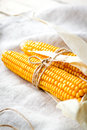 Dry Corn Cobs Royalty Free Stock Image - 65993906
