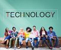 Technology Innovation Evolution Tech Innovative Concept Royalty Free Stock Image - 66004906