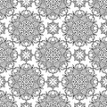 Abstract Seamless Pattern. Vintage Ornament Pattern. Islamic, Ar Royalty Free Stock Photography - 66014587