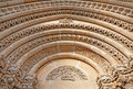 Budapest - Detail Of From West Portal On Gothic Church Of Jak Near Vajdahunyad Castle. Stock Photos - 66055263