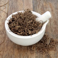 Black Cohosh Root Herb Royalty Free Stock Photos - 66102948