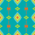 Mexican Folkloric  Tracery Textile Seamless Pattern Royalty Free Stock Photo - 66108055