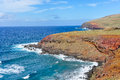 Coastal Landscape In Easter Island, Chile Royalty Free Stock Photo - 66134185