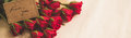 Bunch Of Roses Royalty Free Stock Photo - 66161055