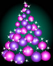 Christmas Tree Royalty Free Stock Photos - 6622188