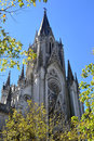 Gothic Church Stock Image - 66229191