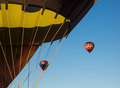 Hot Air Balloon Festival Stock Images - 66268664