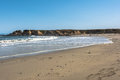Sand Beach At Fort Bragg, California Stock Photography - 66278542