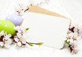 Easter Greeting Card Stock Photos - 66283443