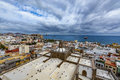 Panoramic View Of Las Palmas De Gran Canaria On A Beautiful Day, View From The Cathedral Of Santa Ana Royalty Free Stock Image - 66330116