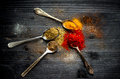Spices Stock Image - 66350151