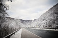 Winter Road Royalty Free Stock Photography - 66367437