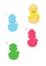 Game Shadows, Chick Royalty Free Stock Image - 66373166