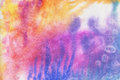Hand Painted Hi-res Colorful Watercolor Texture. Royalty Free Stock Photos - 66431398