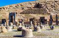Tomb Of Artaxerxes III Above Persepolis Royalty Free Stock Images - 66454079