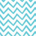 Abstract Light Blue Zig Zag Seamless Hand Painted Pattern. Nature Sea Fabric Texture. Vector Template Chevron Background For Summe Stock Image - 66483171