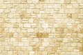 Old Beige Stone Wall Background Texture Royalty Free Stock Image - 66514836