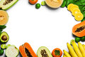 Vegetables, Fruit Background. Healthy Raw Organic Food. Nutritio Stock Images - 66529274