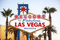 Welcome To Las Vegas Royalty Free Stock Image - 66576276