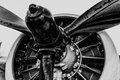 Vintage Propeller Stock Photography - 66593162