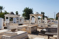 Graves In The Cemetery, Jewish Cemetery Stock Image - 66636151