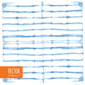 Abstract Indigo Tie Dyed Watercolor Backgrounds. Stock Photo - 66701620