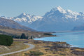 Mount Cook Stock Photography - 66706382