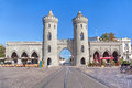Nauener Tor - Historical City Gate In Potsdam Royalty Free Stock Photography - 66707057