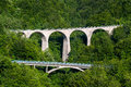 Old Stone Bridges In The Mountain Roads Of Montenegro Stock Images - 66721174