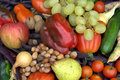 Fruits And Vegetables Stock Images - 66726094