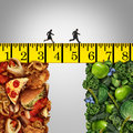 Healthy Lifestyle Change Royalty Free Stock Photo - 66757675